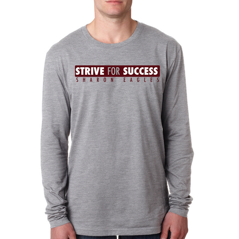 Sharon Stive for Success Long Sleeve T-Shirt