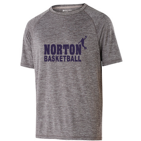 Norton Basketball Holloway Performance Short Sleeve **ADULT & YOUTH SIZES**