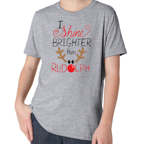 OSIT Rudolph Youth T-Shirt