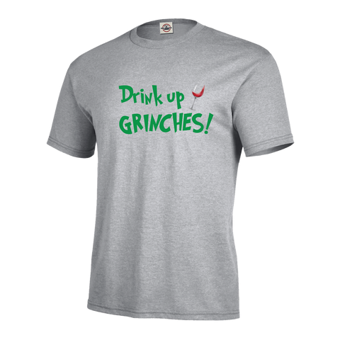 Drink up Grinches'
