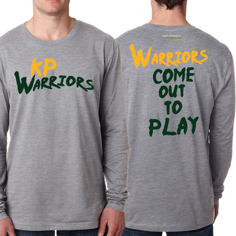 King Philip KP Warriors Long Sleeve T-Shirt