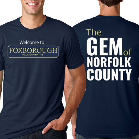 Foxboro Welcome T-Shirt