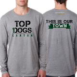 Canton Top Dogs Long Sleeve T-Shirt