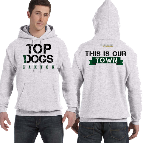 Canton Top Dogs Hoodie