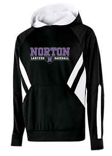 Norton Baseball/Softball Holloway Argon Hoodie