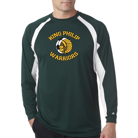 King Philip Soccer Hook Long Sleeve T-Shirt