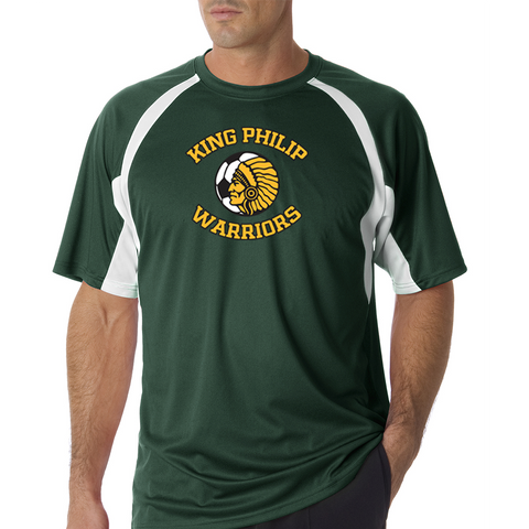 King Philip Soccer Hook Short Sleeve T-Shirt