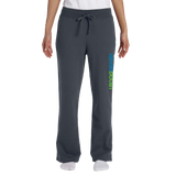 CrossFit NeverDoubt Ladies Open Bottom Sweatpants