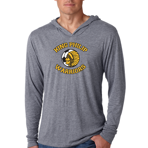 King Philip Soccer Light Weight Hoodie