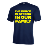 Force Is Strong In Our Family