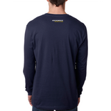 Franklin Panthers Never Quit Long Sleeve T-Shirt