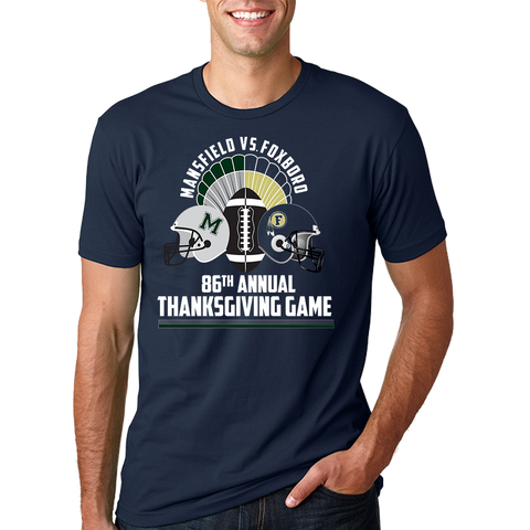 Thanksgiving Special! Foxboro 86th Annual Thanksgiving Game