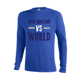 NE vs WORLD