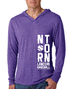 Norton Baseball Light Weight Hoodie