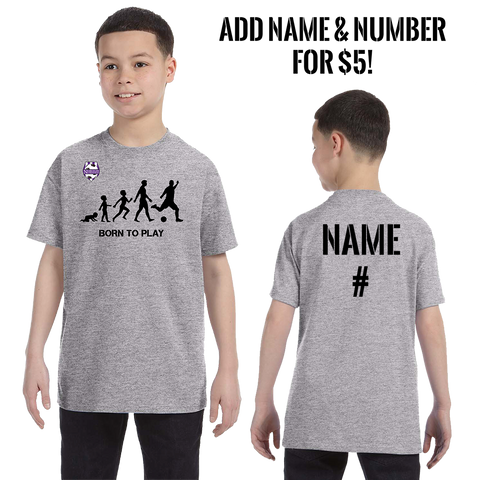 Norton Youth Soccer Boys T-Shirt *YOUTH & ADULT SIZES*