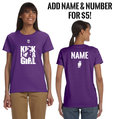 Norton Youth Soccer Girls T-Shirt *YOUTH & ADULT SIZES*