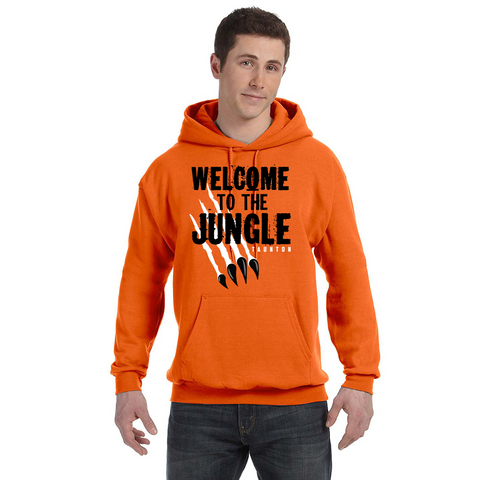 Taunton Welcome to the Jungle Hoodie