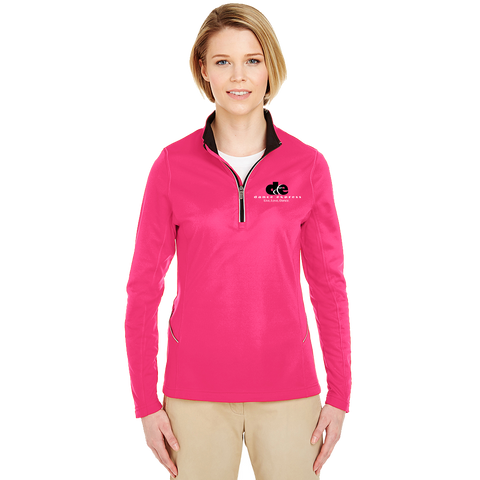Dance Express Quarter Zip Pullover