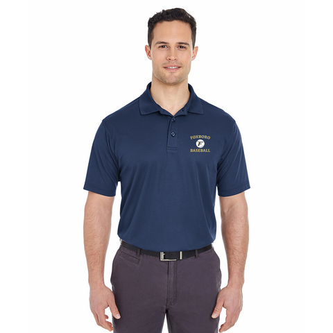Foxboro Baseball Polo