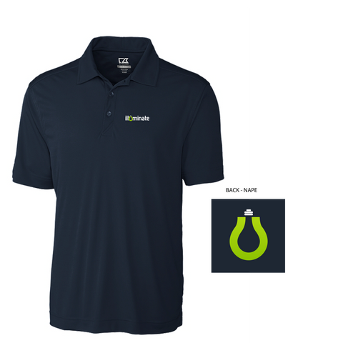 Illuminate DryTech Polos **BIG & TALL SIZES AVAILBLE** **Men's & Ladies Available**