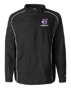 Norton Baseball/Softball Rawlings Long Sleeve Quarter Zip