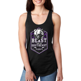 Beast from the Southeast Ladies Tank Top
