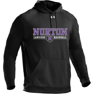 Norton Baseball/Softball Under Armour Hoodie