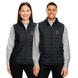 Hingham Youth Football Puffer Vest *MENS & LADIES SIZES*