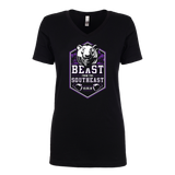 Beast from the Southeast Ladies Vneck