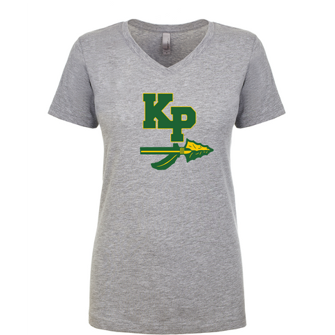 King Philip Ladies V-Neck