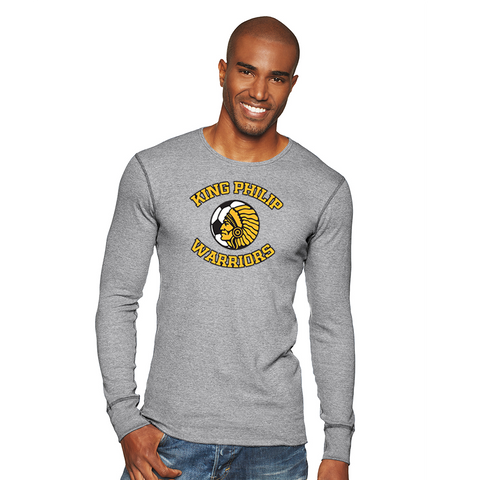 King Philip Soccer Waffle Long Sleeve