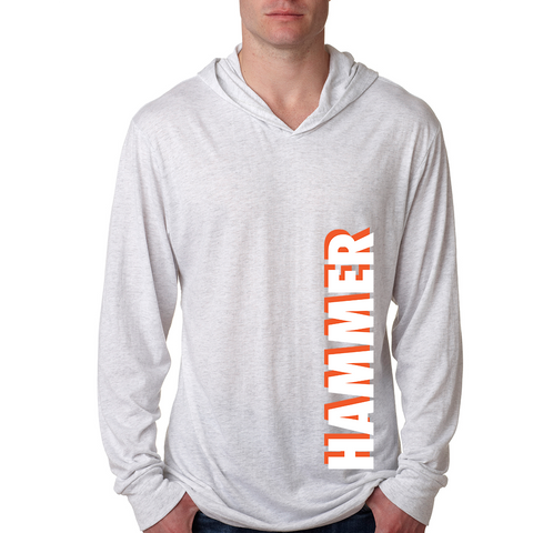 Stoughton Hammer Light Weight Hoodie