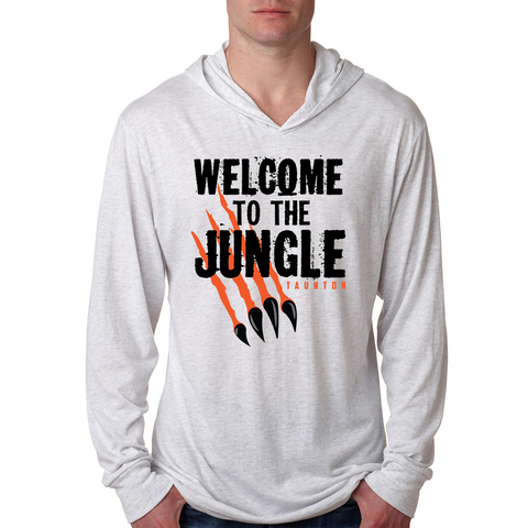Taunton Welcome to the Jungle Light Weight Hoodie