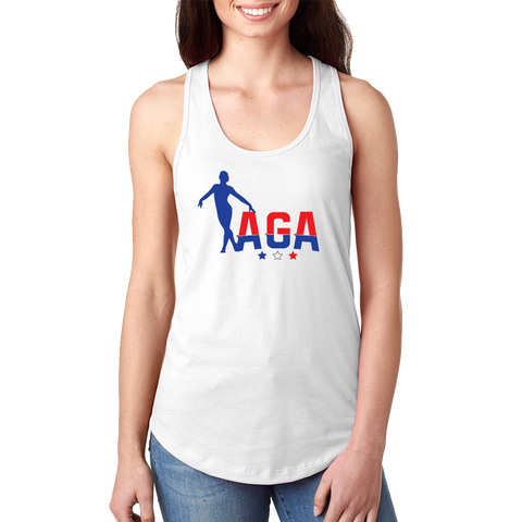 AGA Gymnastics Ladies Tank Top