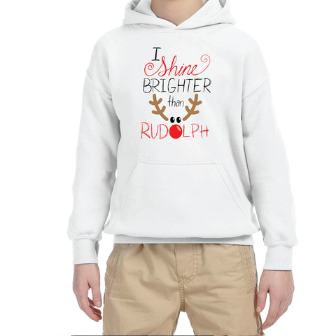 OSIT Rudolph Youth Hoodie