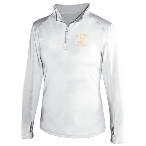 OSIT Ladies Quarter Zip