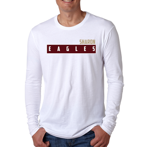 Sharon Eagles Long Sleeve T-Shirt