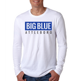 Attleboro Big Blue Long Sleeve T-Shirt