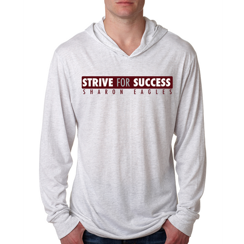 Sharon Stive for Success Light Weight Hoodie