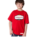 Fireman Rob Foundation Youth T-Shirt