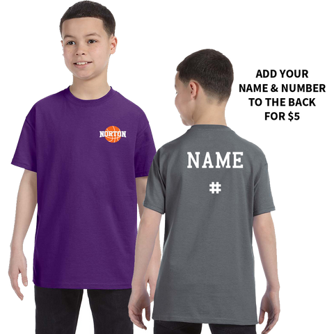 Norton Basketball Youth T-Shirt
