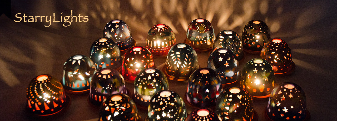 StarryLight Luminaries from StarryLights Studio