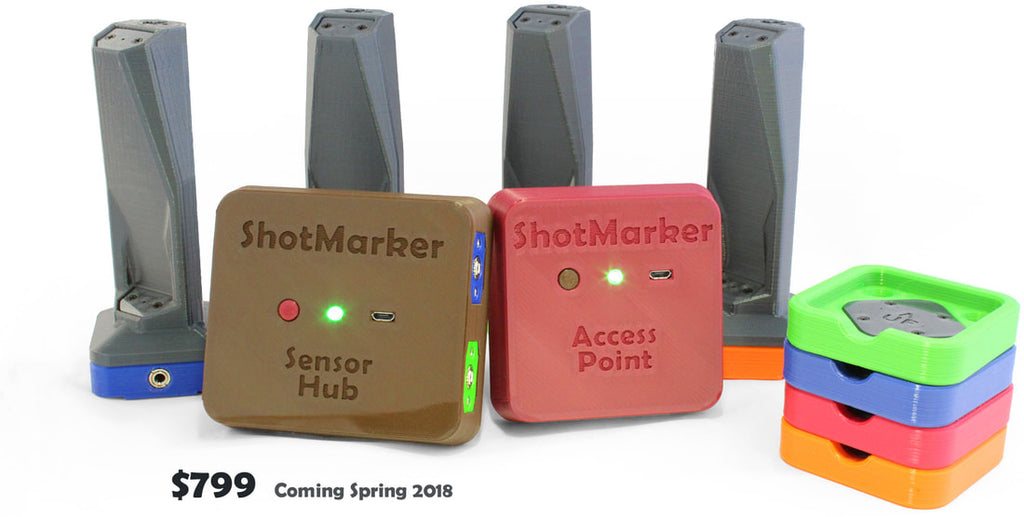 Autotrickler.com new offering The SHOTMARKER
