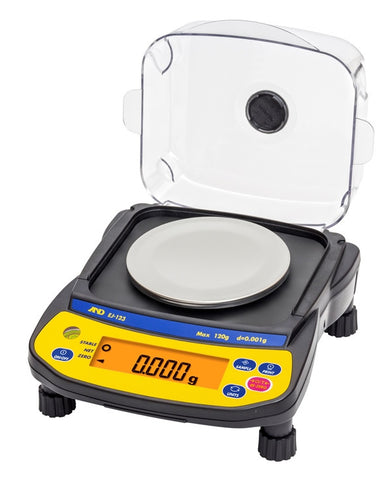 A&D EJ-123 Value Reloading Scale - A&D FX-120i Reloading Scales & AutoTricklers