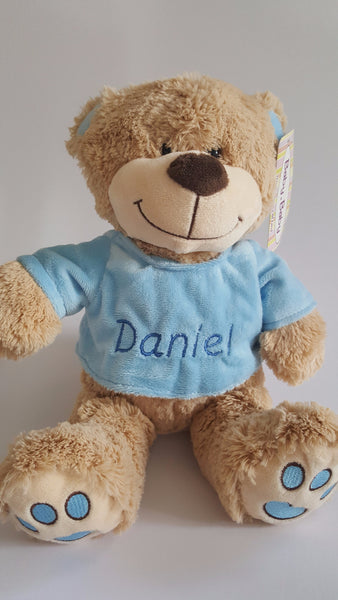 Personalised T-Shirt Bear