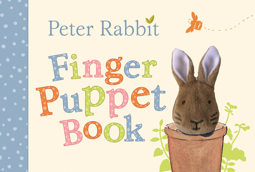 Peter Rabbit Puppet Book