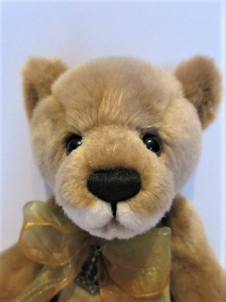 "Charlie Bear ""Nuala"" 11"" (28cm) tall. £50. Actual Photo's(2)"