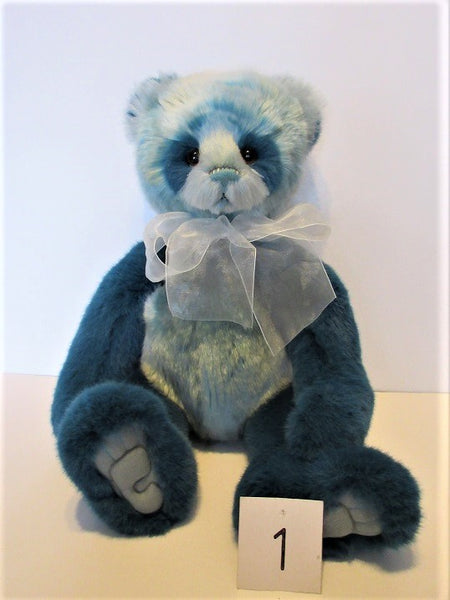 "Charlie Bear ""Ollibobs"" 19""(48cm) tall.  £92. Actual Photo (1)"