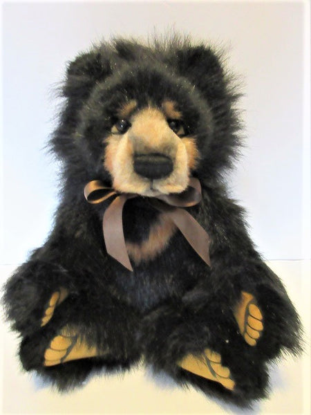 "Charlie Bear ""Anniversary Malcom""13""(33cm) tall.  Pre Owned. £65. Actual Photo's"
