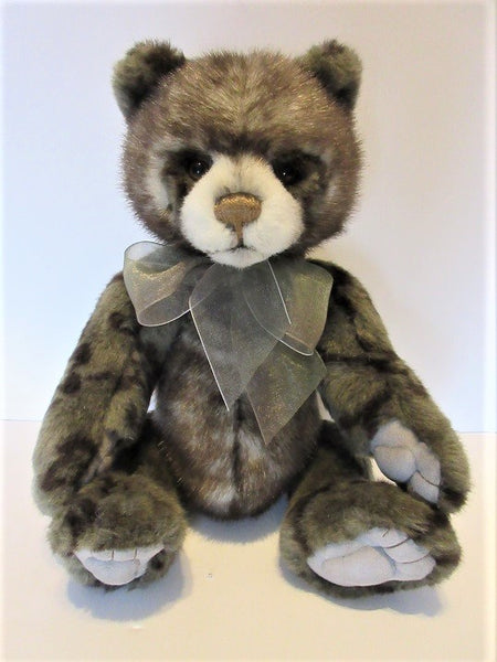 "Charlie Bear ""Smidgen"".12.5""(32cm) tall.  Pre Owned. £65. Actual Photo's"